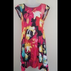 Signature by Robbie Bee Dress, Size M